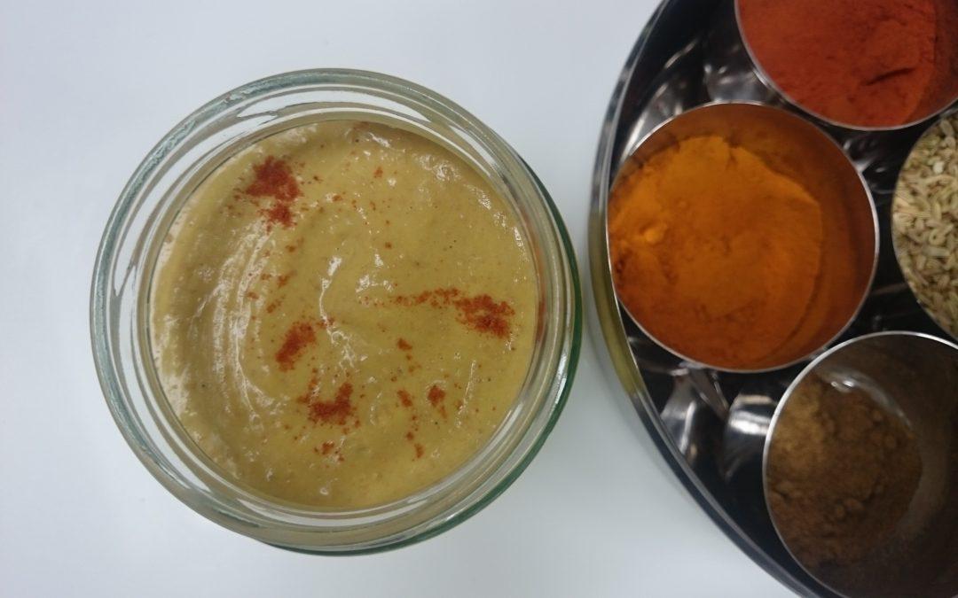 Borlotti Hummus